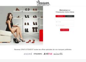 chaussuresmoinscheres.com