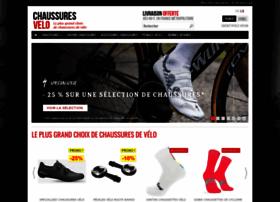 chaussuresvelo.com