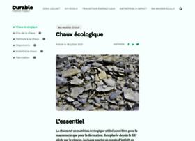 chaux.durable.com