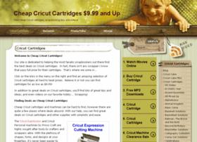 cheap-cricut-cartridges.com