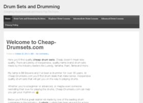 cheap-drumsets.com