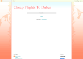 cheap-flights-dubai.blogspot.co.uk