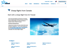 cheap-flights.airtransat.ca