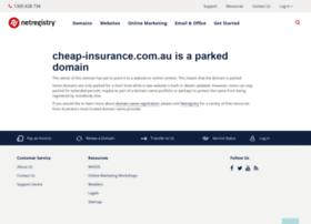 cheap-insurance.com.au