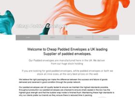 cheap-paddedenvelopes.co.uk