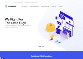 cheap-seo-solutions.com
