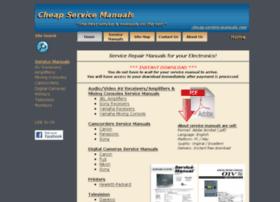 cheap-service-manuals.com
