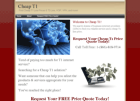 cheap-t1.org
