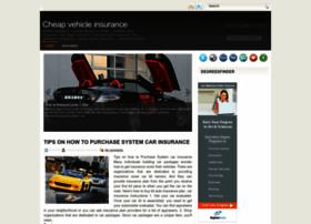 cheap-vehicleinsurance.blogspot.com