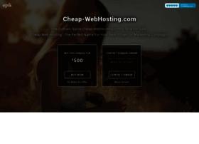 cheap-webhosting.com