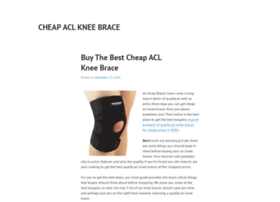 cheapaclkneebracetips.wordpress.com