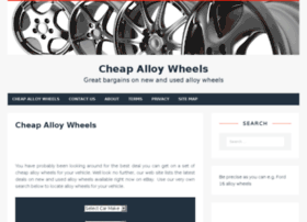 cheapalloywheels.net