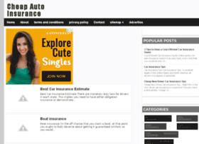 cheapautoinsurance.website