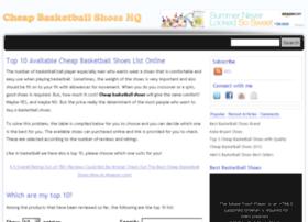 cheapbasketballshoeshq.com