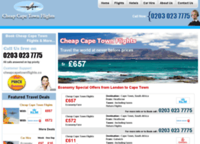 cheapcapetownflights.co