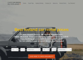 cheapcarhireiceland.is