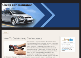 cheapcarinsurance112.jimdo.com