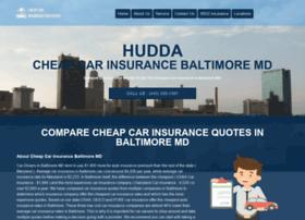 cheapcarinsurancebaltimore.info