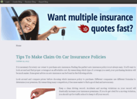 cheapcarinsurancecompanies.blog.com