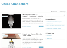 cheapchandeliersreview.com