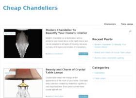cheapchandeliersreview.com