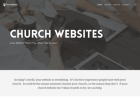 cheapchurchwebsites.com