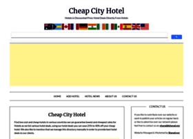 cheapcityhotel.com
