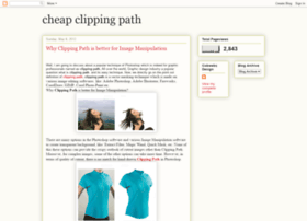 cheapclippingpath.blogspot.in
