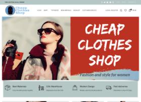 cheapclothesshop.com
