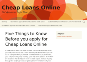 cheapcreditloans.com