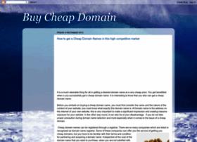 cheapdomainspot.blogspot.com