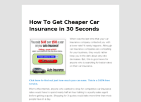 cheapercarinsurancenow.com