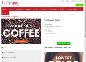 cheapercoffee.org