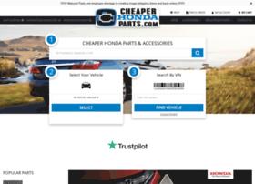 cheaperhondaparts.com