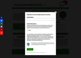 cheaperinternationalcalls.co.uk