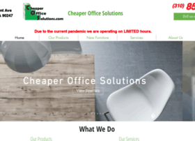 cheaperofficefurniture.net