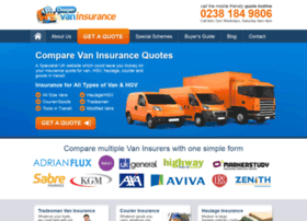 cheapervaninsurance.co.uk