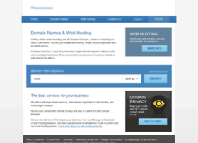 cheapest-domains.com