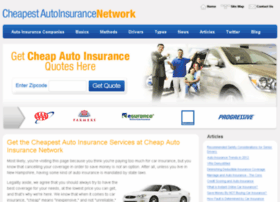 cheapestautoinsurance.net
