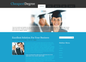 cheapestdegree.com