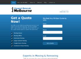 cheapestremovalsmelbourne.com.au