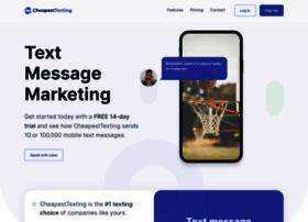 cheapesttexting.com