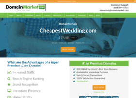 cheapestwedding.com