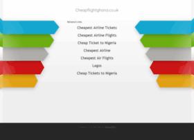 cheapflightghana.co.uk