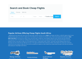 cheapflights-southafrica.co.za