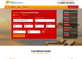 cheapflightsolutions.co.uk