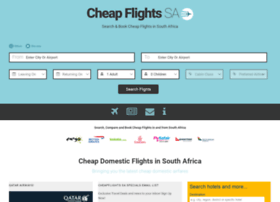 cheapflightssa.co.za
