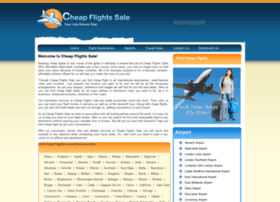 cheapflightssale.co.uk