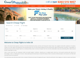 cheapflightstoindiauk.co.uk