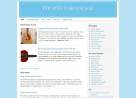 cheapguitarssale.com